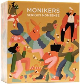Monikers Monikers Serious Nonsense