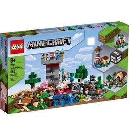 LEGO LEGO Minecraft The Crafting Box 3.0