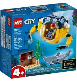 LEGO Lego City Ocean Mini-Submarine