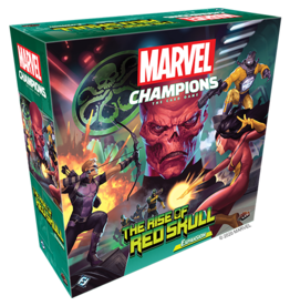 Fantasy Flight Games Marvel Champions: The Card Game: The Rise of Red Skull