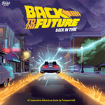 Funko Back to the Future Back in Time Strategy Game