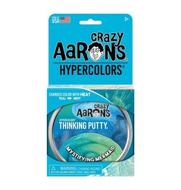 "Crazy Aarons Thinking Putty 4"" Mystifying Mermaid"