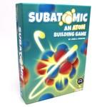 Genius Games Subatomic An Atom Building Game 2E