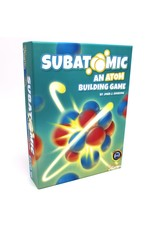 Genius Games Subatomic An Atom Building Game 2E