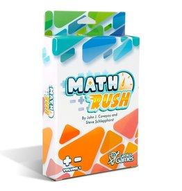 Genius Games Math Rush Addition & Subtraction