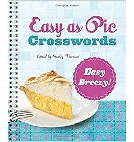 Puzzlewright Easy as Pie Crosswords Easy Breezy