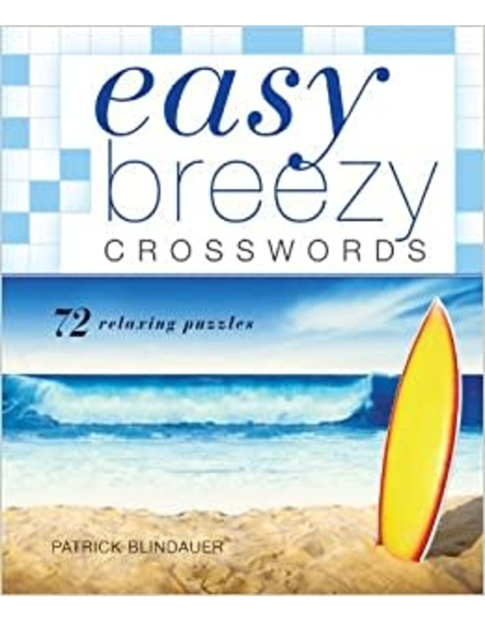 Puzzlewright Easy Breezy Crosswords