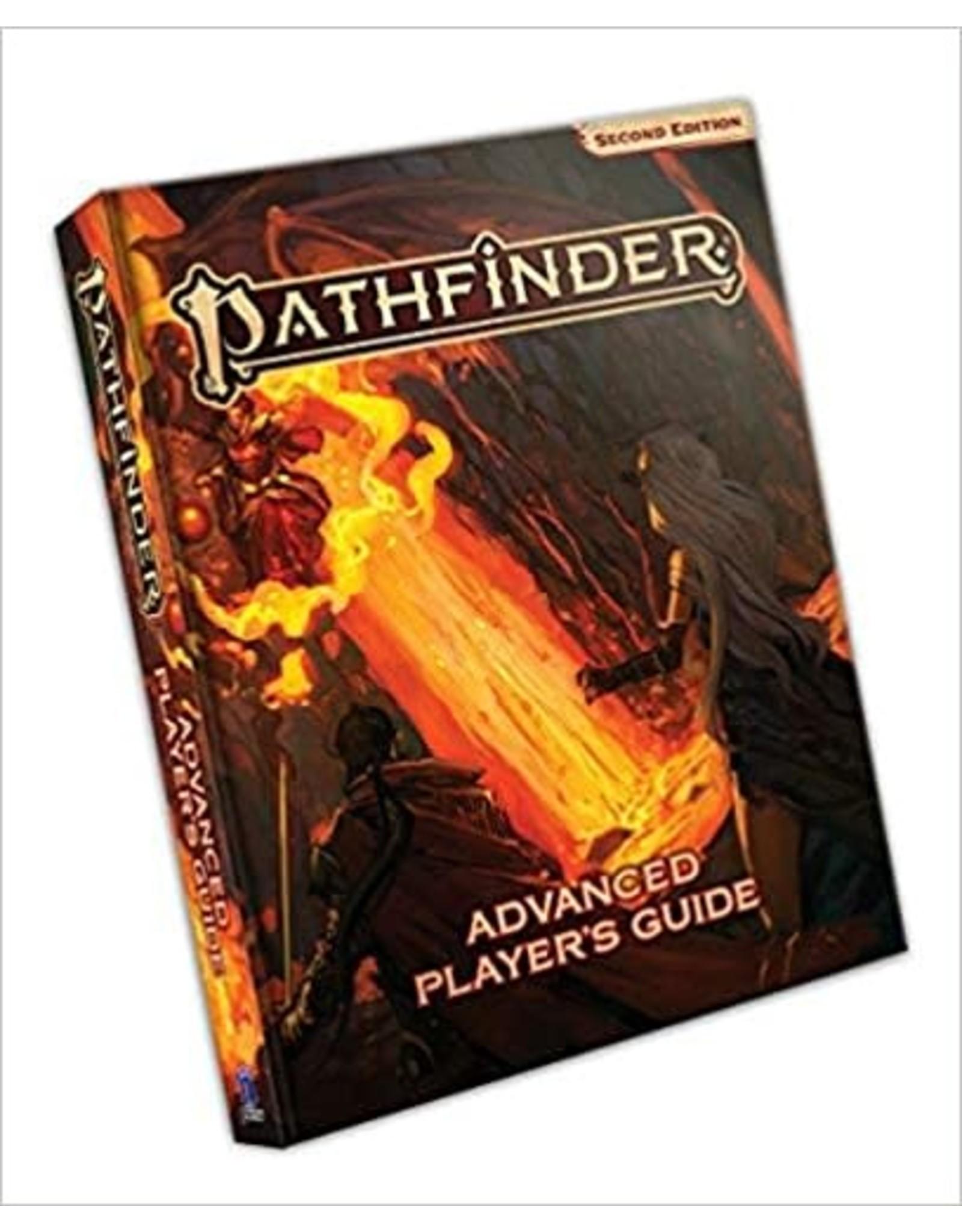 Paizo, Inc. Pathfinder RPG 2e Advanced Player's Guide