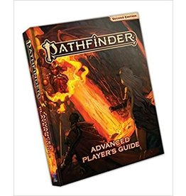 Paizo, Inc. Pathfinder RPG 2e Advanced Player's Guide
