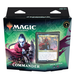 Magic: The Gathering MTG ZNC Commander Deck: Sneak Attack