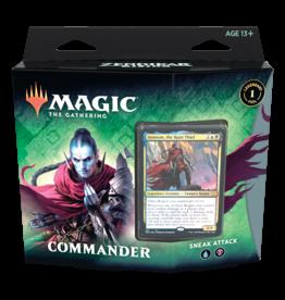 Magic: The Gathering Zendikar Rising Commander Deck: Sneak Attack