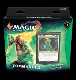 Magic: The Gathering MTG Zendikar Rising Commander Deck: Land's Wrath