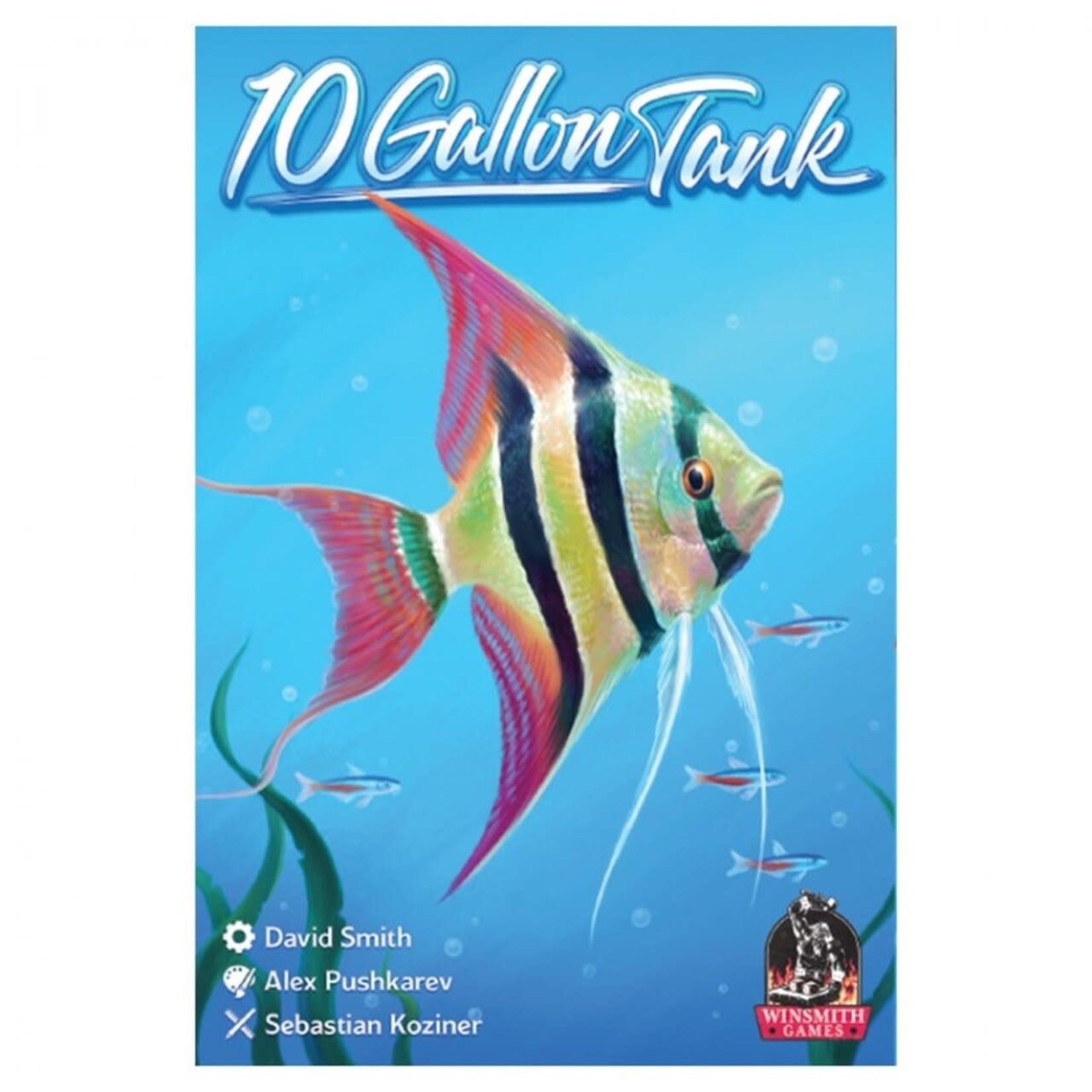 Winsmith Games 10 Gallon Tank