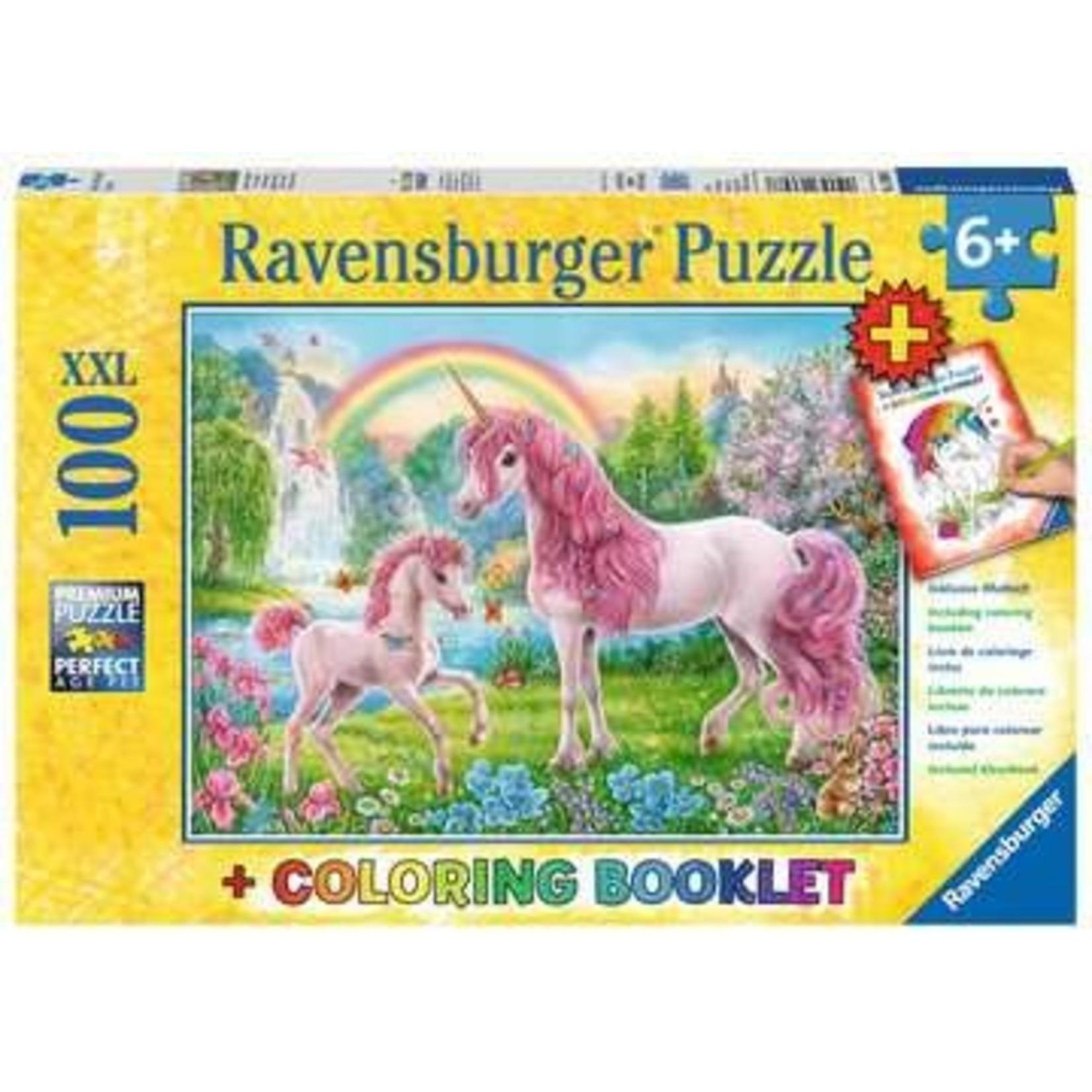Ravensburger Magical Unicorns  - 100 Piece Jigsaw Puzzle