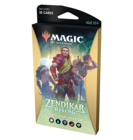Magic: The Gathering MTG ZNR Theme Booster Pack: Party