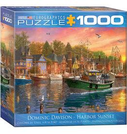 Eurographics Harbor Sunset 1000p