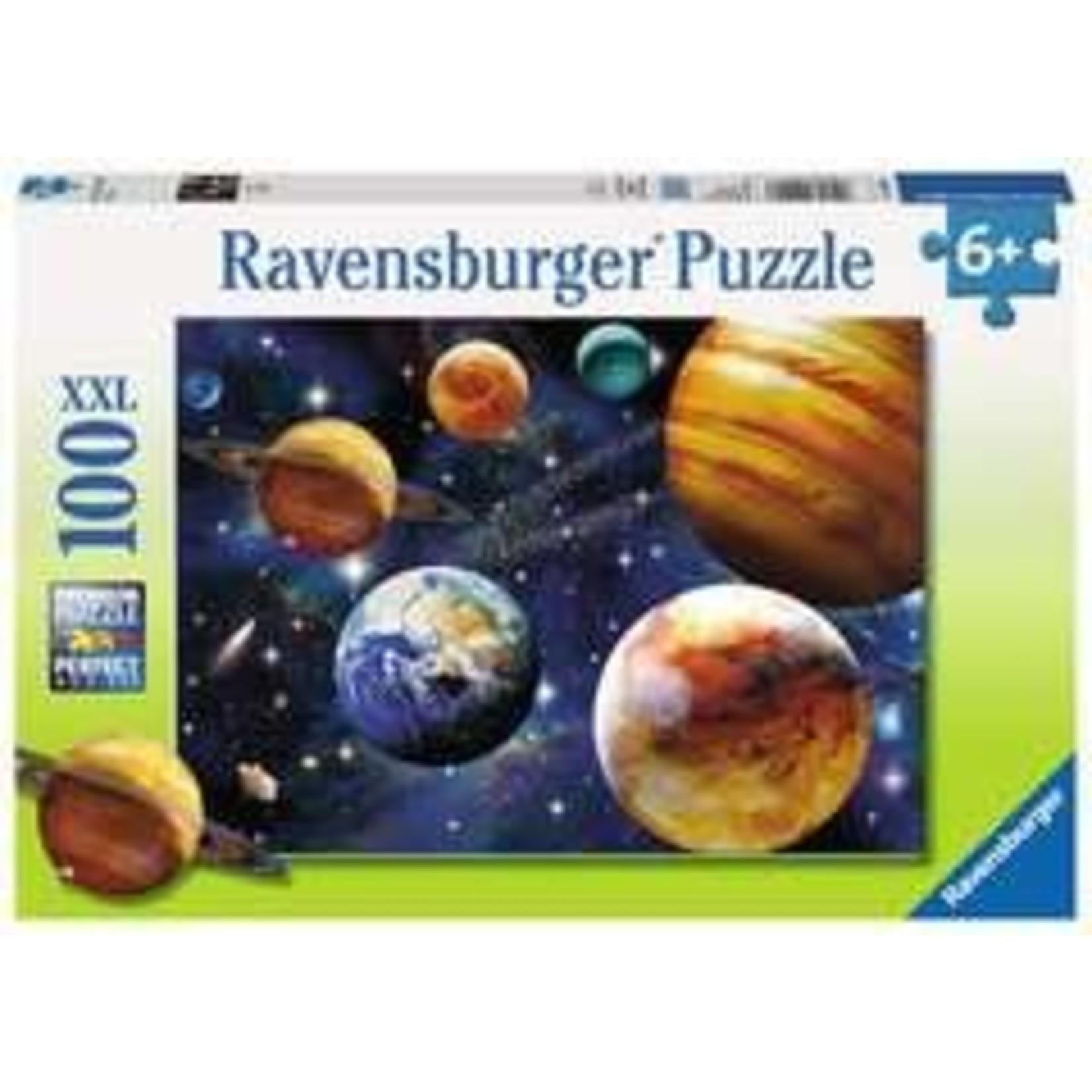 Ravensburger Space 100 - Piece jigsaw puzzle