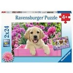 Ravensburger Me and My Pal Double Sided 24 - Piece jigsaw puzzle
