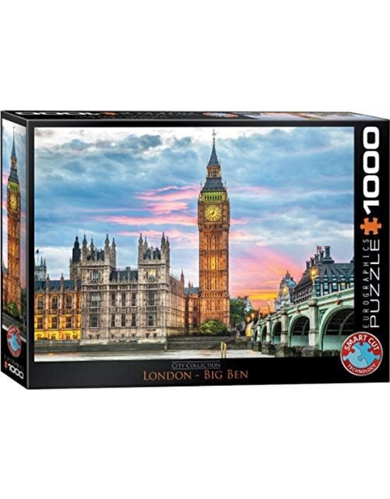 Eurographics London Big Ben 1000p