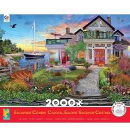 Ceaco Coastal Escape 2000-Piece Puzzle