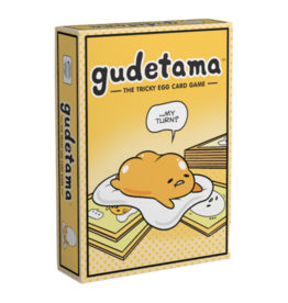 Renegade Gudetama: The Tricky Egg Game