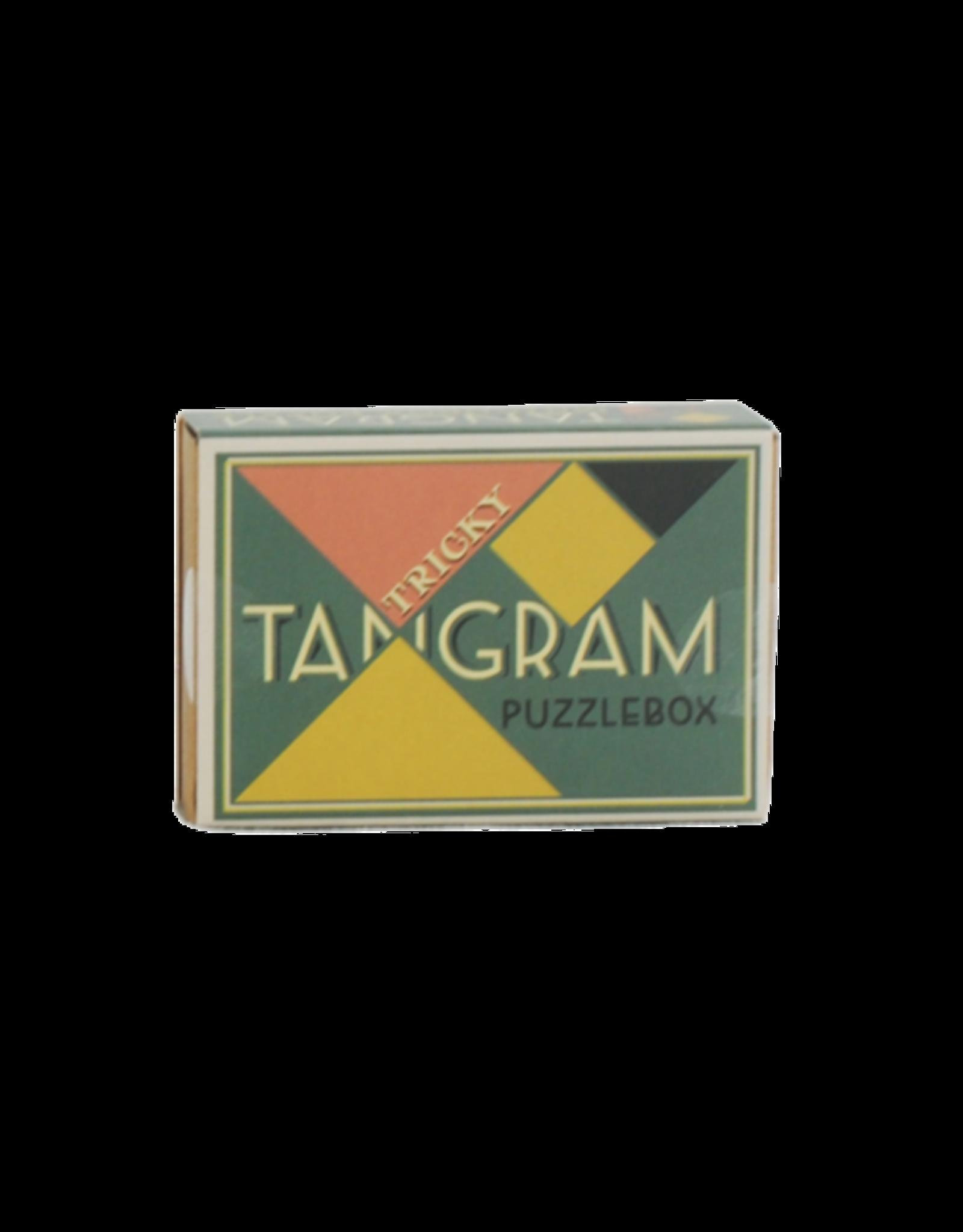 Project Genius Original Puzzlebox - Tangram