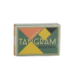 Project Genius Original Puzzlebox - Tangram