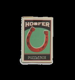 Project Genius Original Puzzlebox - Hoofer