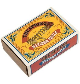 Professor Puzzle Matchbox Puzzlebox - The Spring