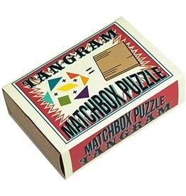 Professor Puzzle Matchbox Puzzlebox - Tangram