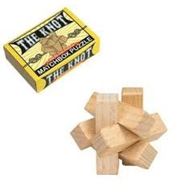 Professor Puzzle Matchbox Puzzlebox - The Knot