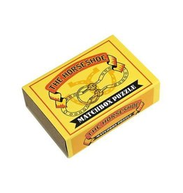 Professor Puzzle Matchbox Puzzlebox - The Horseshoe