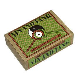 Professor Puzzle Matchbox Puzzlebox - Yin & Yang