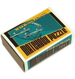 Professor Puzzle Matchbox Puzzlebox - Walk the Plank