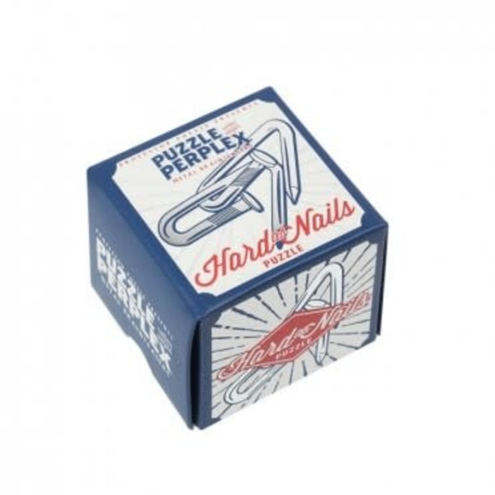 Professor Puzzle Puzzle & Perplex Puzzlebox - Hard as Nails