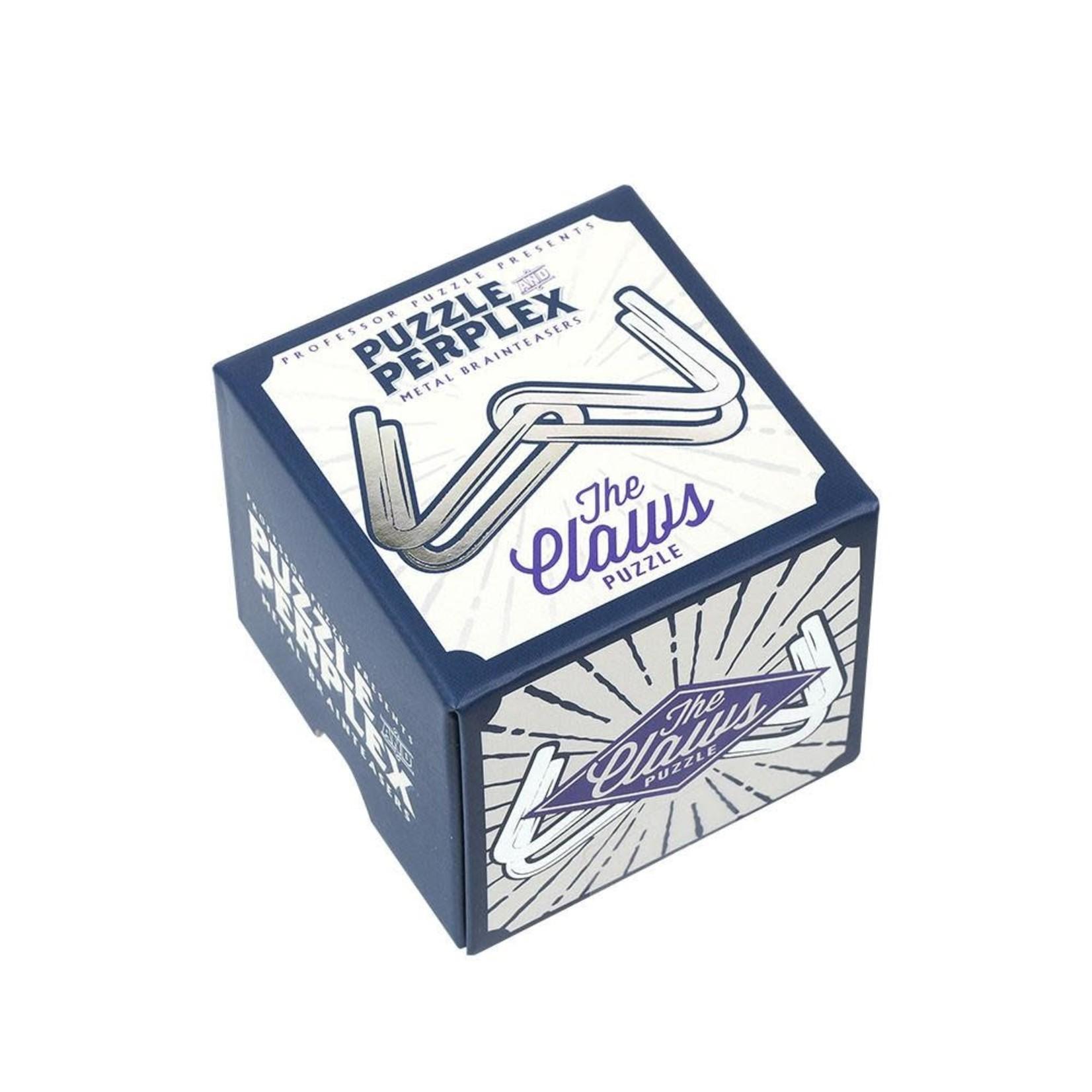 Professor Puzzle Puzzle & Perplex Puzzlebox - The Claws