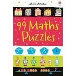 Usborne 99 Math Puzzles