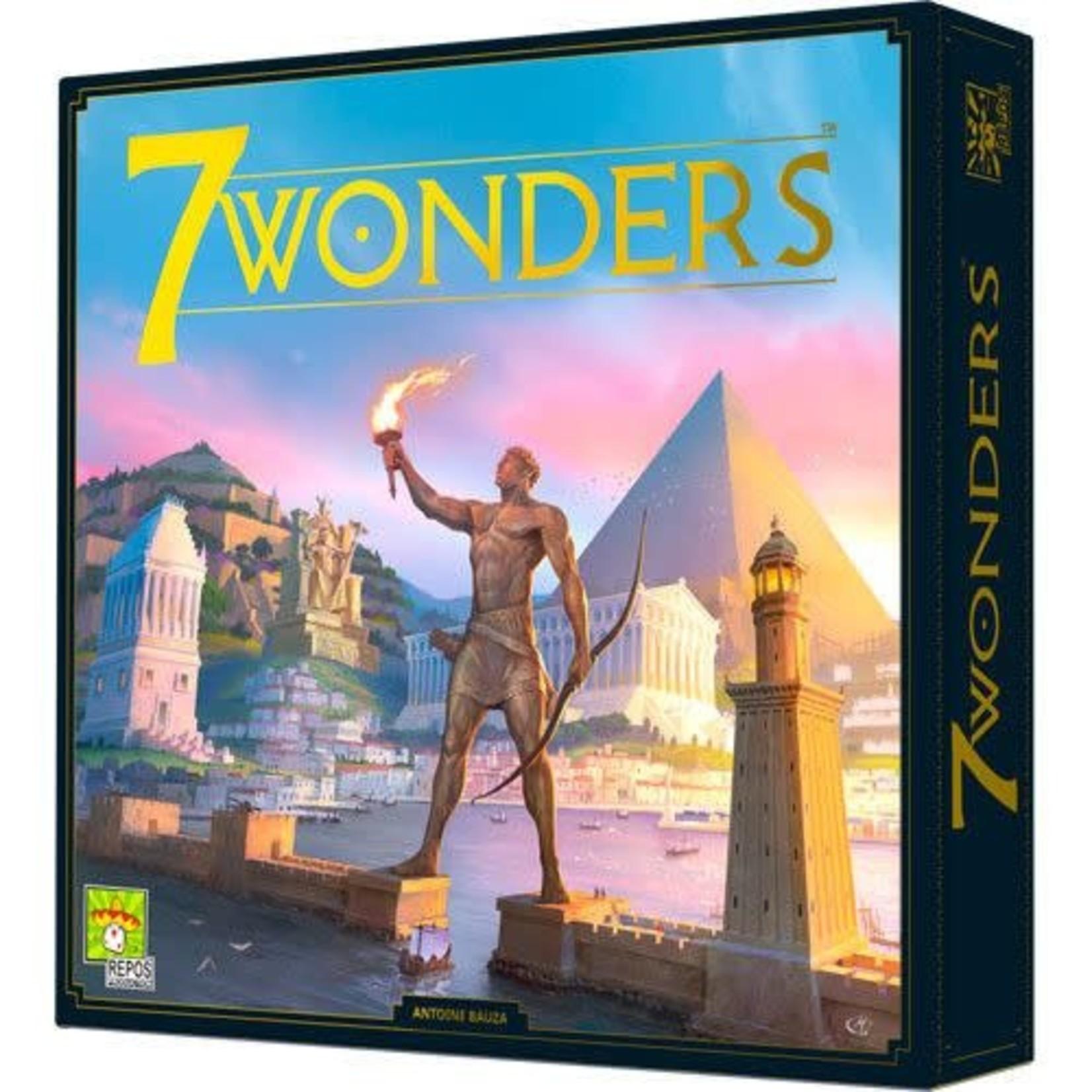 Asmodee 7 Wonders (2019)