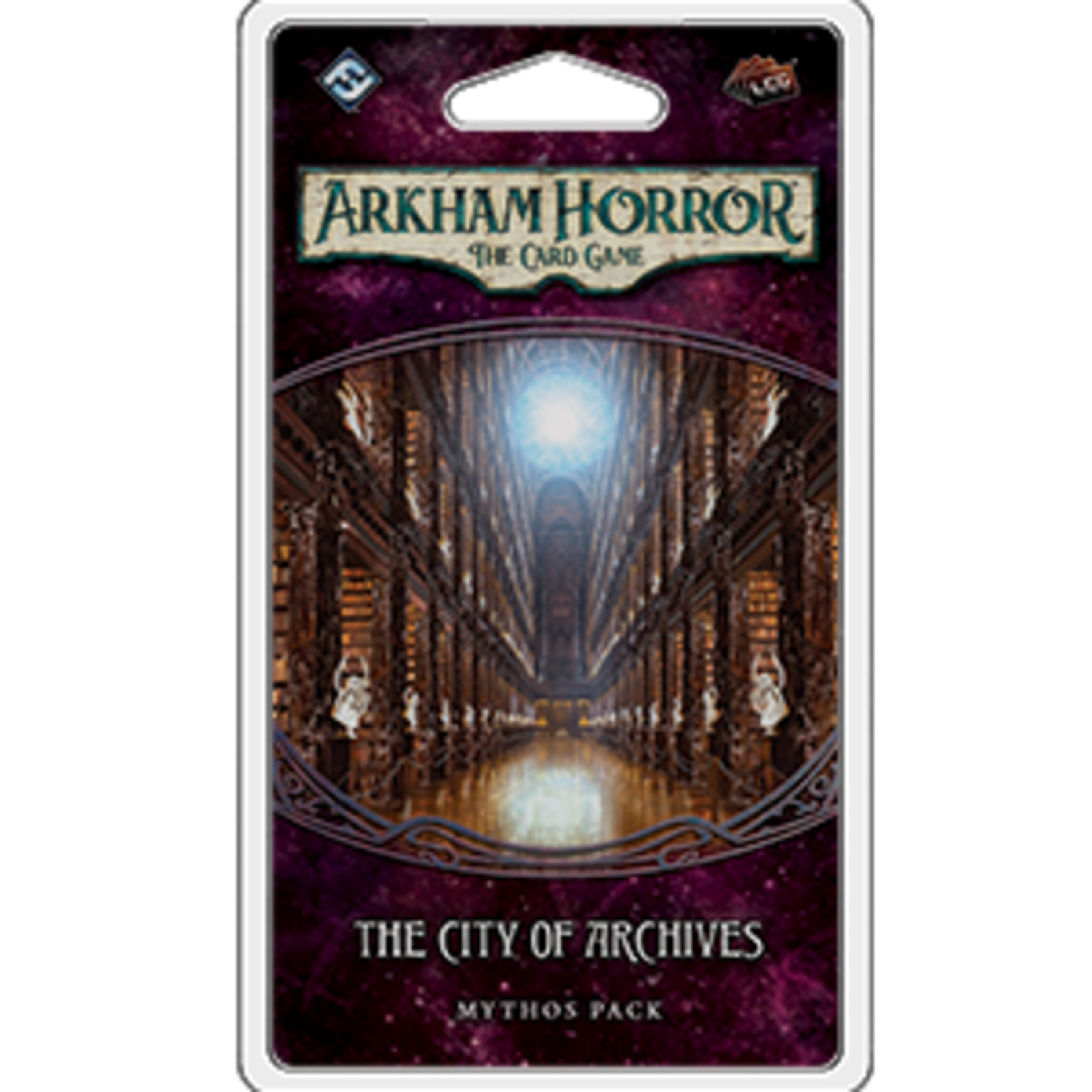 Fantasy Flight Games Arkham LCG City of Archives