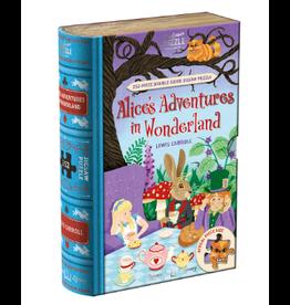 Professor Puzzle Alice in Wonderland 252p