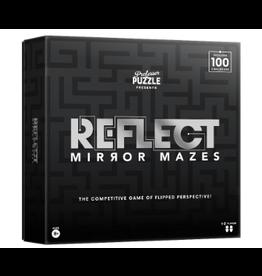 Professor Puzzle Reflect - Mirror Mazes
