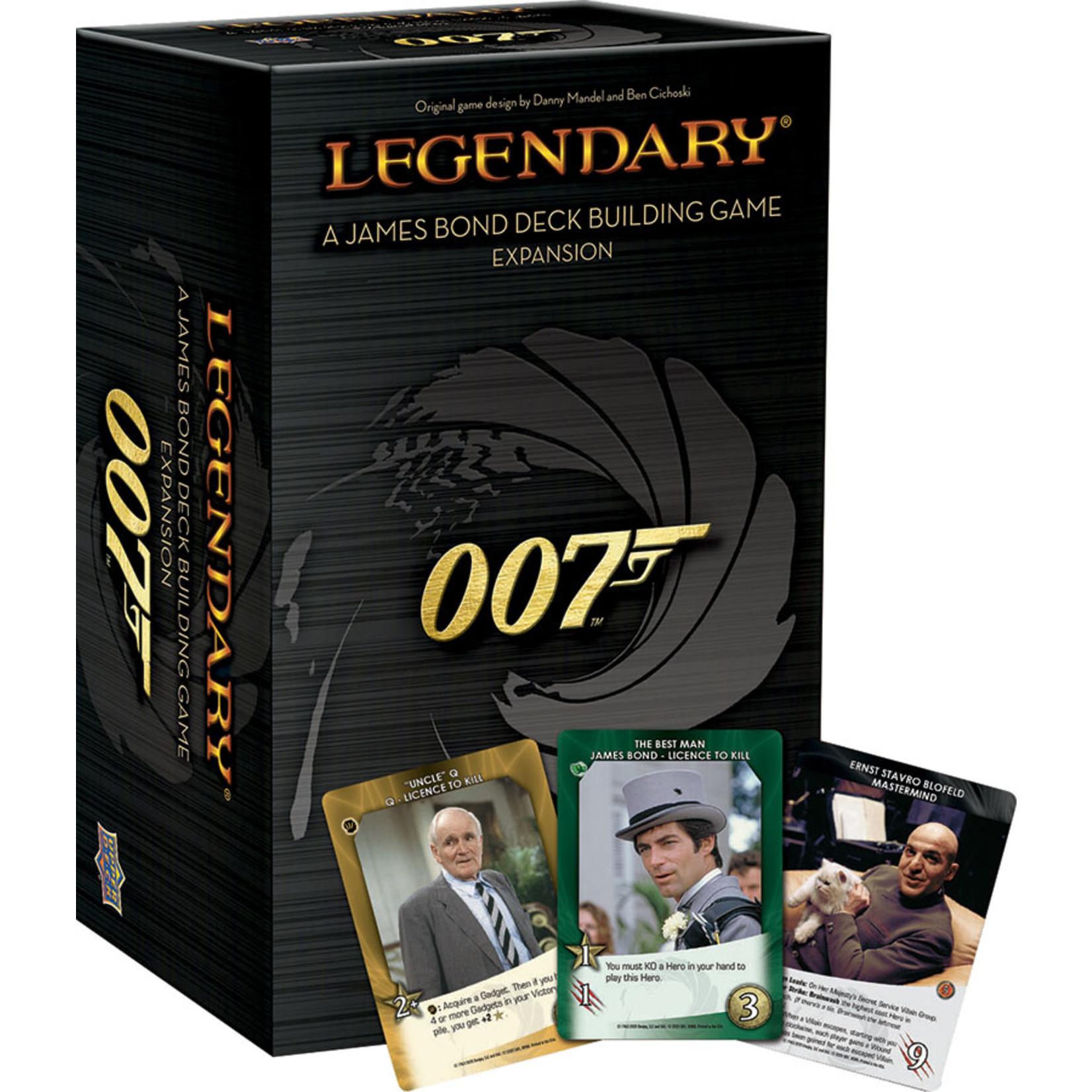 Upper Deck Legendary 007 James Bond Expansion