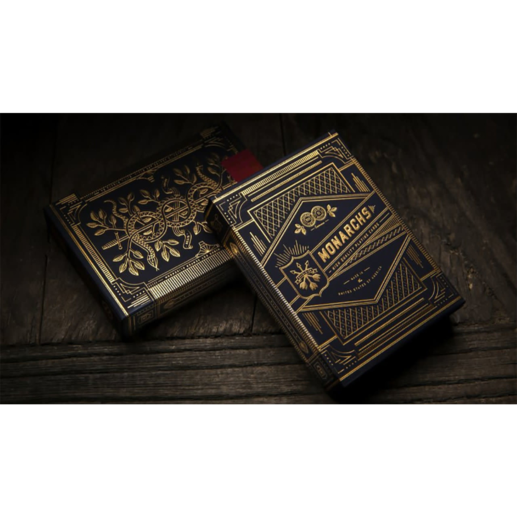 theory11 Theory 11 Monarch Playing Cards