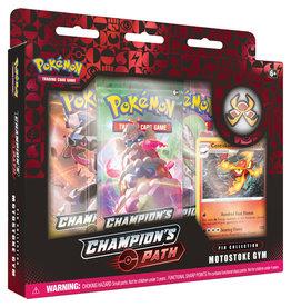 Pokémon Pokémon Champion's Path Pin Collection—Motostoke Gym