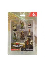 WizKids D&D Icons of the Realms: Starter Set