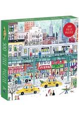 Galison New York City Subway by Michael Storrings 500p
