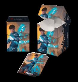 Ultra Pro MTG Zendikar Rising Jace, Mirror Mage Pro 100+ Deck Box