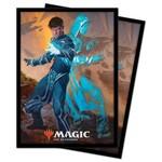 Ultra Pro MTG Zendikar Rising Jace, Mirror Mage Card Sleeves (100 count)