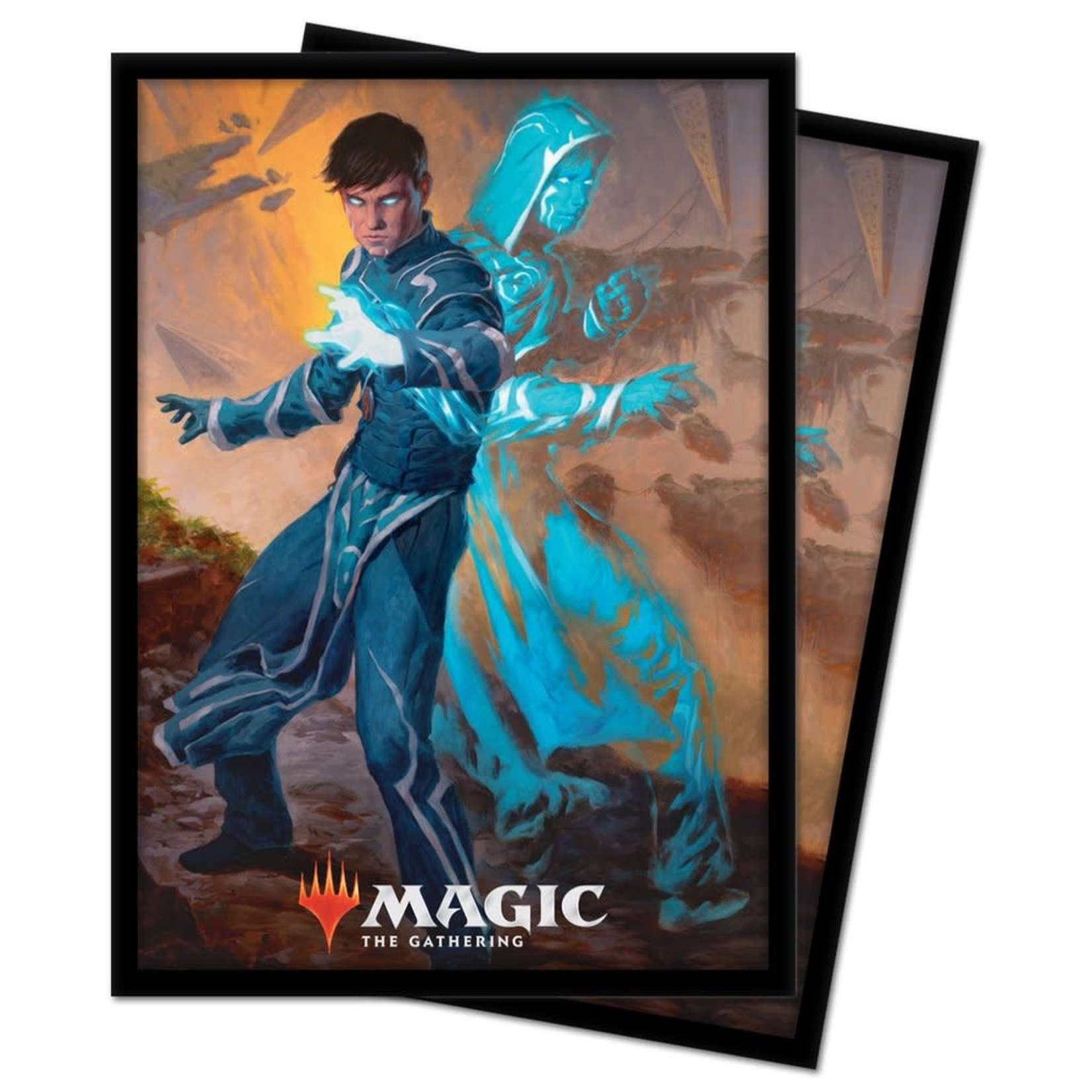 Ultra Pro MTG Zendikar Rising Jace, Mirror Mage Card Sleeves (100 count)