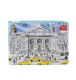 Galison New York Public Library by Michael Storrings 1000p